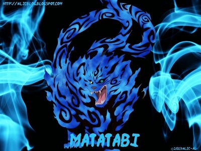Does this count? Matatabi from naruto shippuden (If it doesn't, my fav is yugito nii