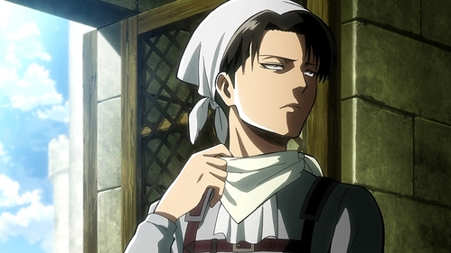 i don´t think is weird, now where the most of us here are so much into anime...i mean when you see so much anime, is there definitely at least 1 person that you are going to have a crush on :p umm yeah i have a crush on levi!