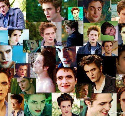 Robert Pattinson/Edward Cullen<3