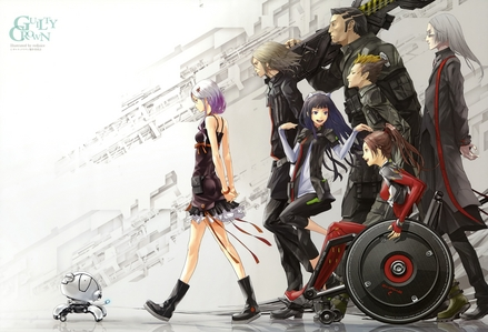 Guilty Crown, I guess, since I dropped it after episode one. Got a little too weird towards the end. SAO too, since it was one I disliked after finishing the season.