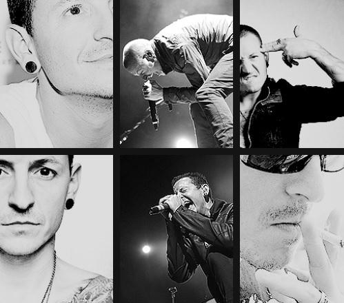 cinta especially Chester's earrings