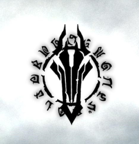 Mine is the symbol for Darksiders. :}