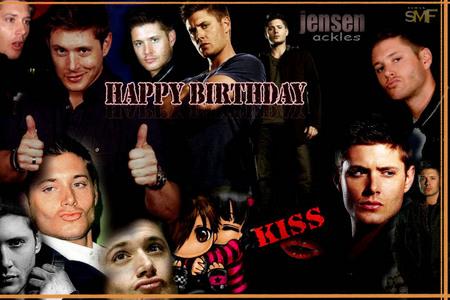 Happy Birthday,Jensen!!!:)