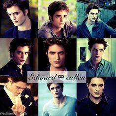 there's only 1 Twilight character I want to marry...EDWARD!!!<3