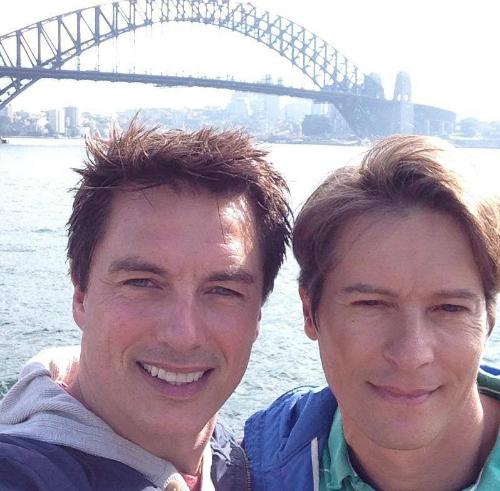 John and Scott<3