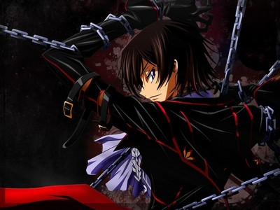 what are some anime characters with dark sides i also want to know