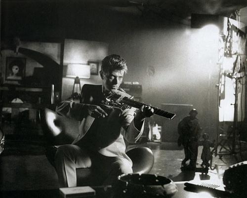 David in Tin Machine