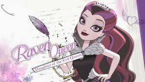 ya um raven Queen is actually pomme whites aunt because if u think back ravens dad is snow whites dad so she is snow whites half sister which makes her apples aunt