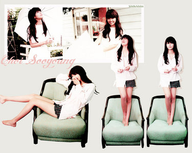 Miss Choi Sooyoung...Is the pic okay?