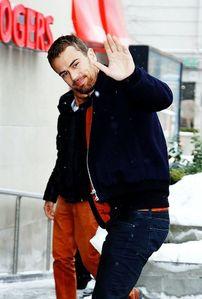 my babe Theo waving<3