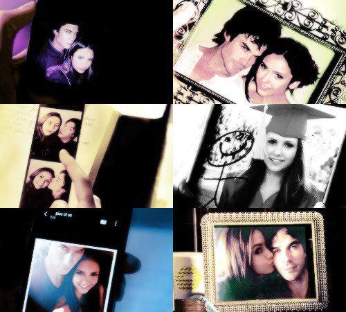 Damon & Elena (The Vampire Diaries)  Veronica & Logan (Veronica Mars)  Brooke & Lucas (One Tree Hill)  Liam & Annie (90210)  Serena & Nate (Gossip Girl)