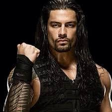 i have crushes on a lot of superstars but i would have to go with Roman Reigns because he's super hot, strong, and has a pretty nice body. plus his attitude fucking rocks and he could carry me without breaking a sweat