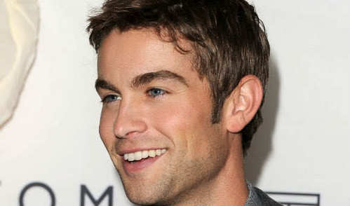Chace with a gorgeous smile<3
