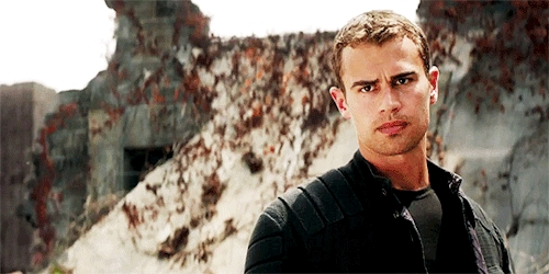 Theo looking serious...ly HOT!!!!!!!!!!!!!!!!!!<3