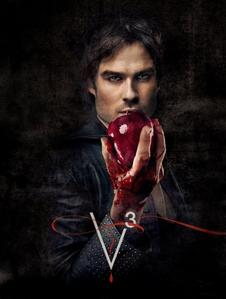 D to the A to the MON what's that spell? DAMON!!!!!!!!