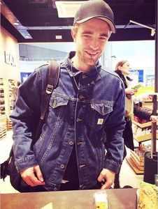 my British babe inside a store inside London's Heathrow airport<3