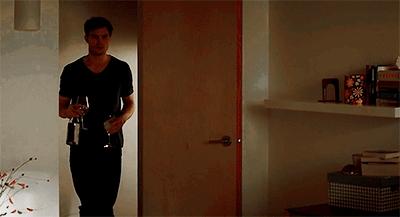 Jamie da a door<3