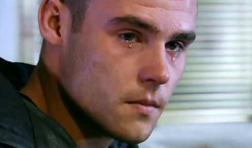Danny Miller As Aaron.