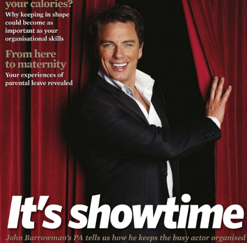 I Am What I Am was MADE for John Barrowman!!