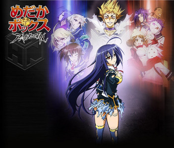 Medaka Box,It Has Amazing Characters And An Interesting Plot.The Last Season Ended Very Suddenly !!!!