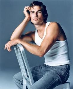 Ian in jeans<3