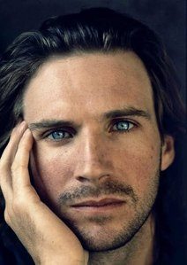Ralph Fiennes brows<3