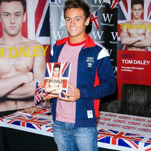 Tom Daley!!