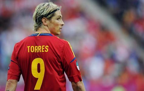 Fernando Torres Is A Spanish Sexy Hotty.