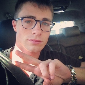 Colton,the sexy nerd<3