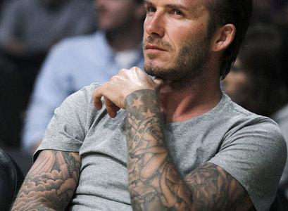 Beckham<3