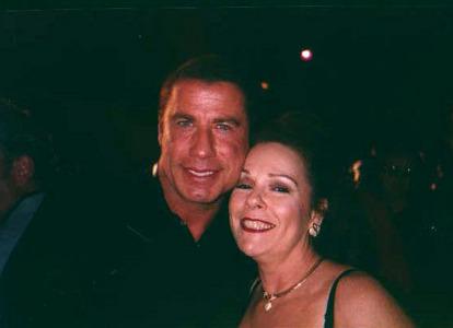 Both John and Karen with nice smiles :)