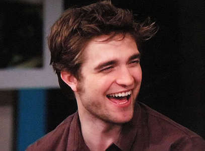 his laughter is contagious<3