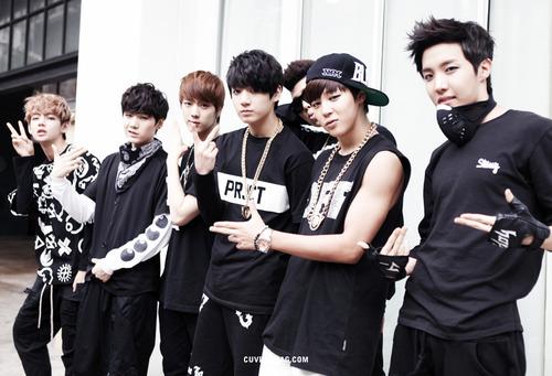 Me: 1.Taehyung 2.Jungkook 3.Jin 4.Jimin 5.J-Hope 6.Suga 7.Rap Monster