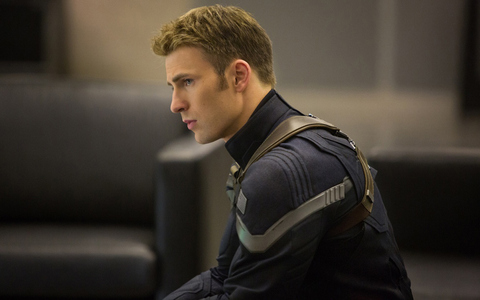 Capt.America in great quality<3