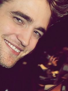 my lovely Rob's beautiful smile<3
