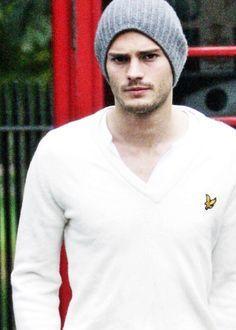 Jamie in white<3