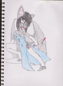 A vampire bat :D