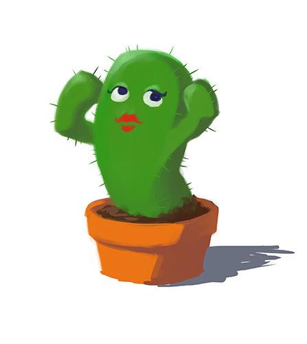 Masturbated to pictures of cactuses? Maybeeeeeeeeeeee That cactus had some pines tho