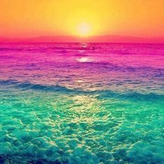 I like this pic because of the colors<3