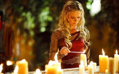 I've had a thing for Morgause lately; here's my 最喜爱的 picture of her