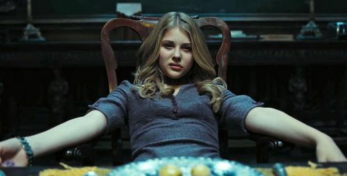 This one of Chloe Moretz as Caroline in Dark Shadows.