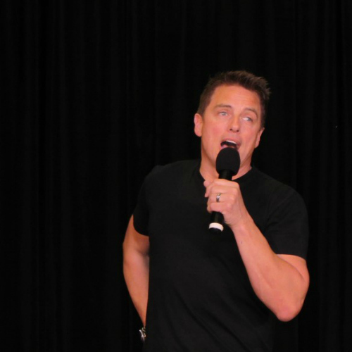 Barrowman In Black