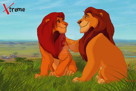 As far as I know, lions don't have last names.