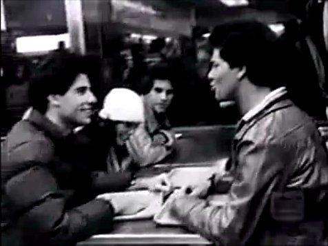John & Paul wearing jackets :)