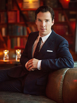 Benny in a library<3