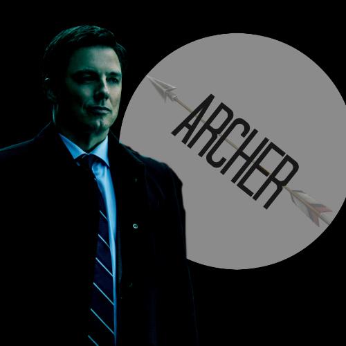 Malcolm/Dark Archer <3