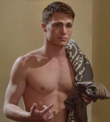 Gonna miss him in Arrow :(