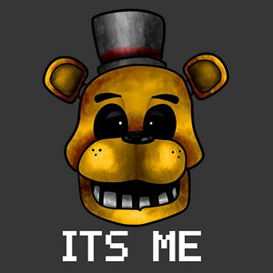 Golden Freddy. :D