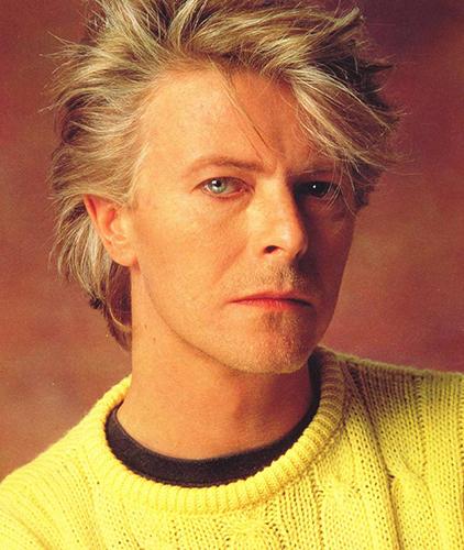 Bowie hair<333333