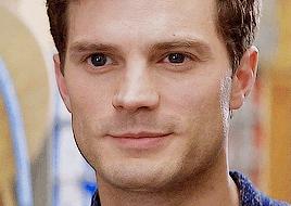 Jamie with a sexy smirk<3